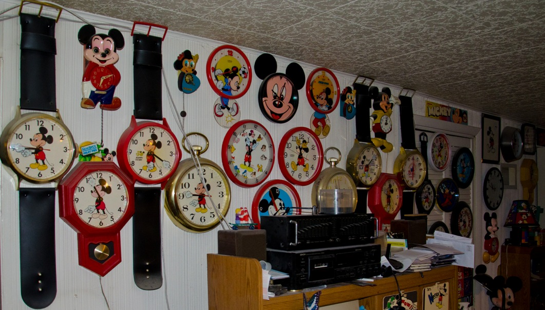 Mickey Mouse Wall Clock Mickey Mouse Wall Clocks