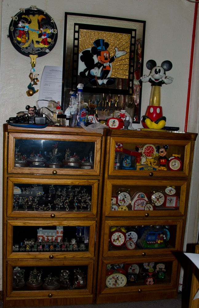 Mickey Mouse Pewter Collectibles